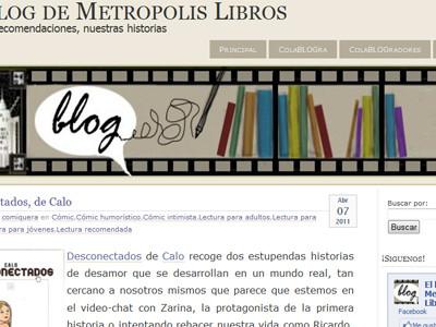 El Blog de Metrópolis Libros