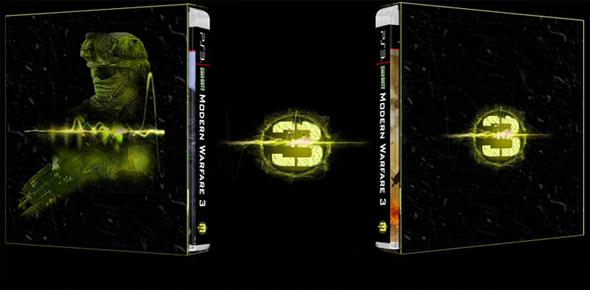 Modern Warfare 3 Interior