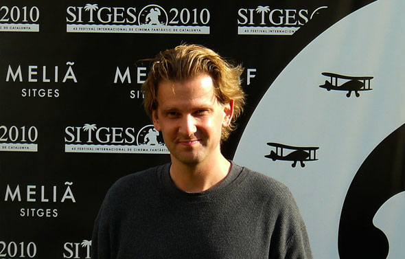 Daniel Stamm en el último Festival de Sitges