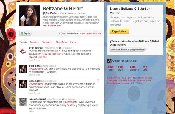Beltzane G. Belart