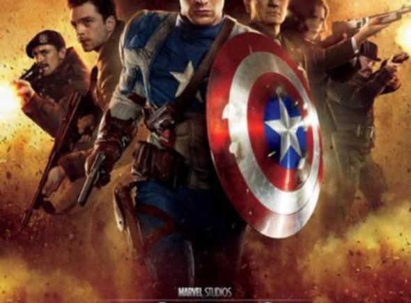 Capitán América:El primer vengador