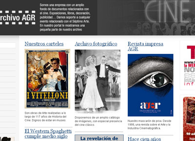 Archivo AGR