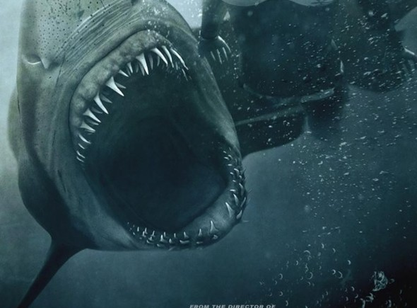 Tiburón 3d,la presa interior
