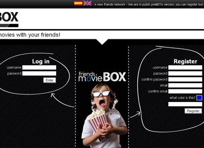 FriendsMovieBox