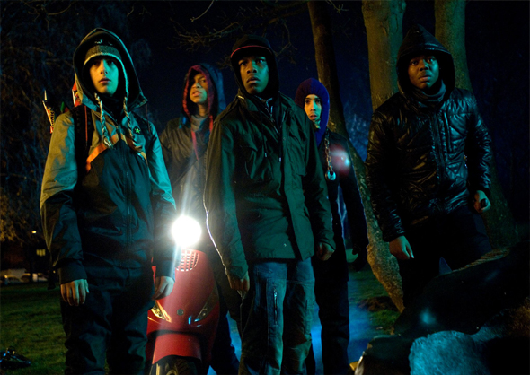 Attack the Block cosillas Interior