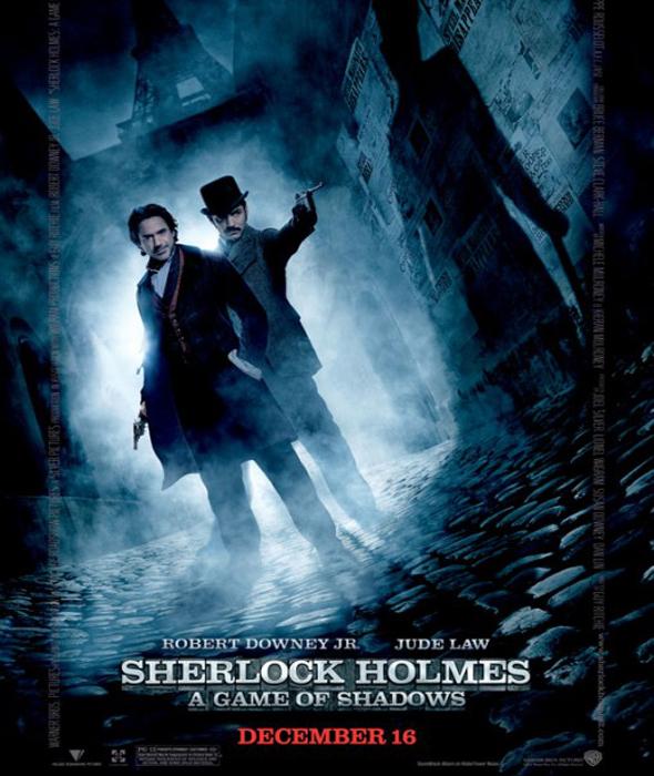 Sherlock Holmes 2 lnterior