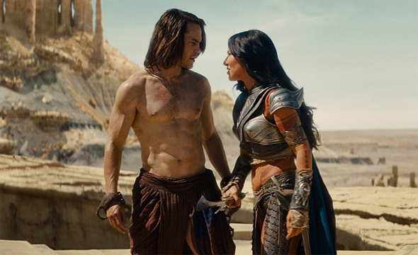 John carter Super bowl