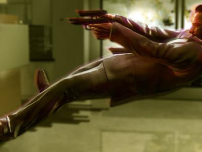 Max Payne3 carrusel