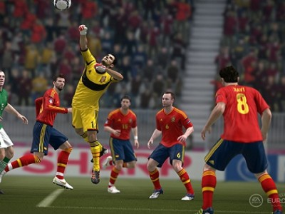 Videojuego Eurocopa Carrusel