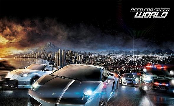 Derechos Need for Speed Interior