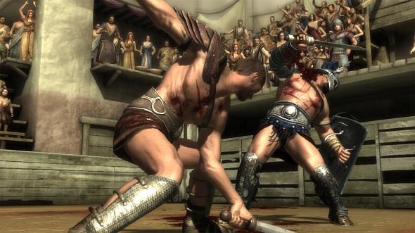 Spartacus Legends Interior 1