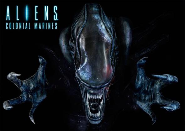 Aliens Colonial Marines Interior