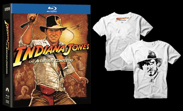 Indiana Jones: Las aventuras completas