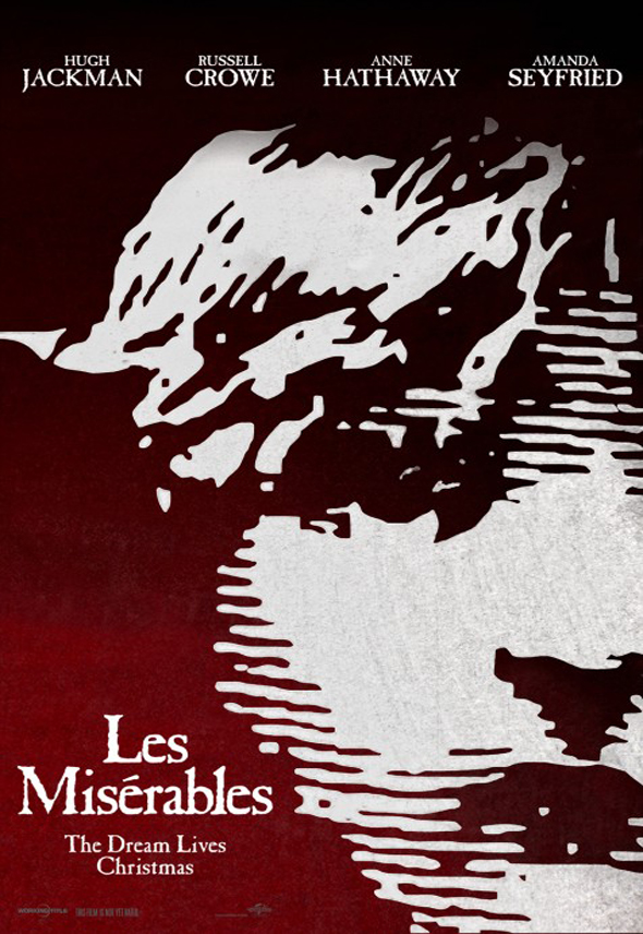 Poster Los Miserables Interior