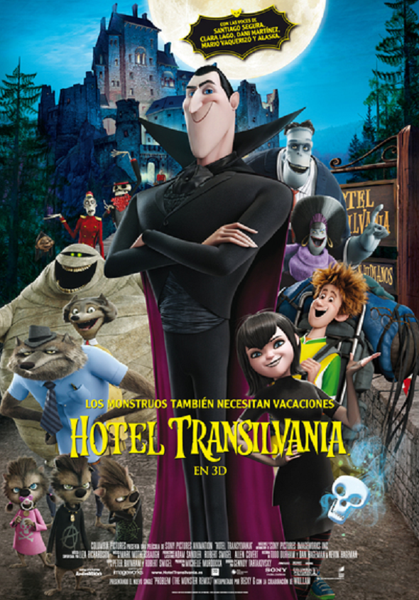 Hotel Transilvania Interior