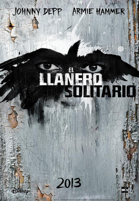 Teaser Poster Llanero Solitario Interior