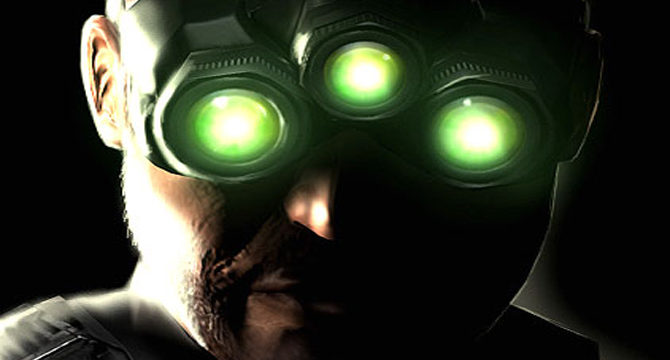Splinter Cell Carrusel