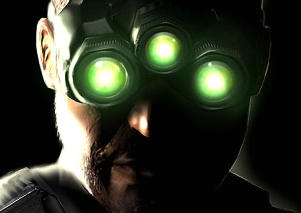 Splinter Cell Interior