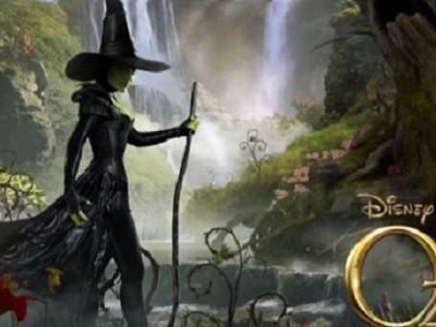 Theodora Oz un mundo fantástico carrusel