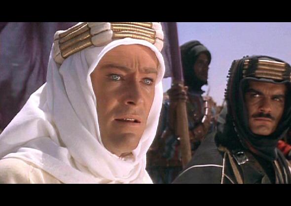 Lawrence De Arabia BluRay Interior