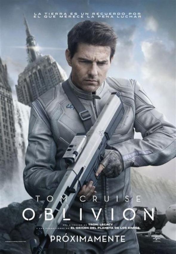 Oblivion Nuevo Trailer Interior