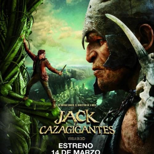 Jack el caza gigantes puro blockbuster palomitero noche for Cama gigantes