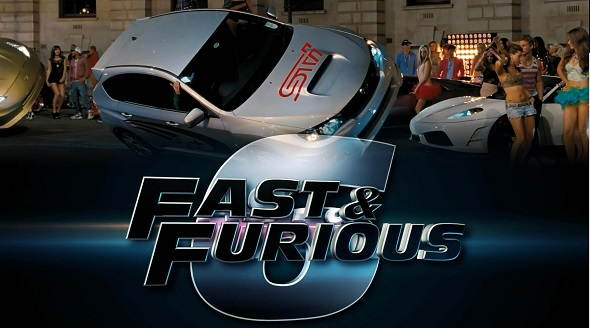 Fast & Furious 6 interior