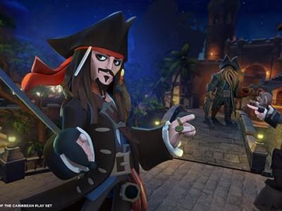 Piratas del Caribe Carrusel