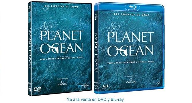 Planet Ocean DVD Carrusel