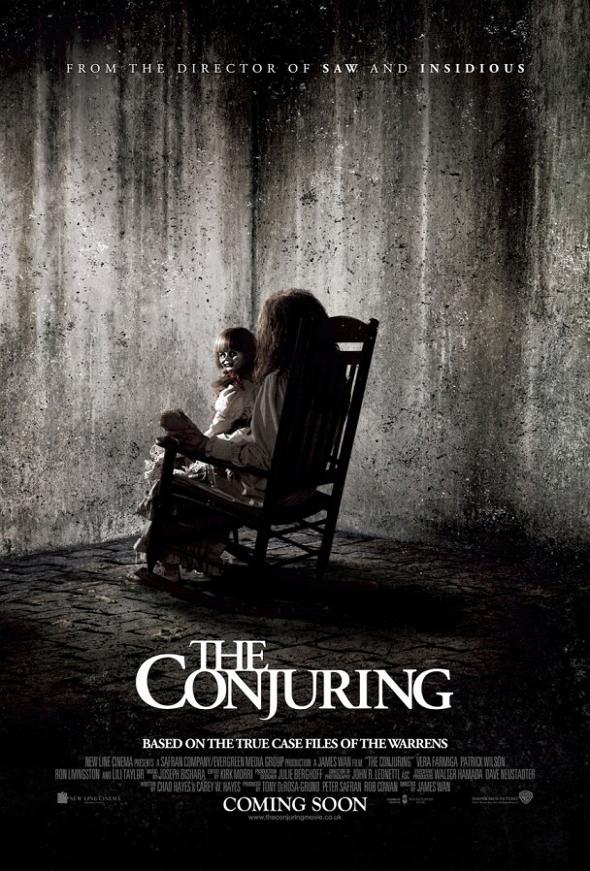 'Expediente Warren: The Conjuring'