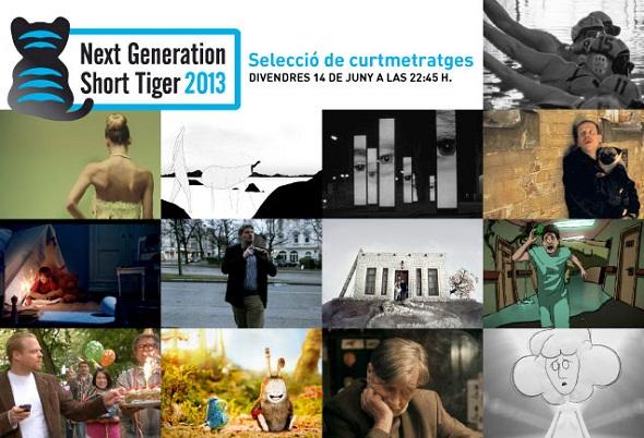 Next Generation Short 2013 (Cortos)
