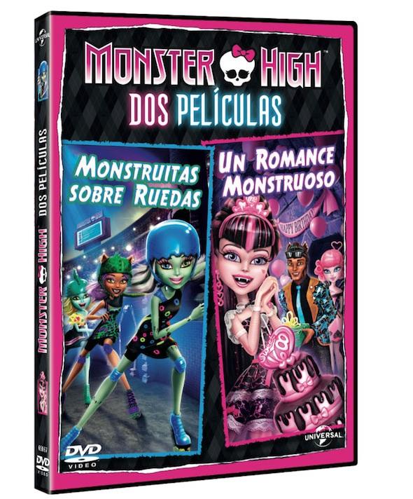 Monster High dos películas interior
