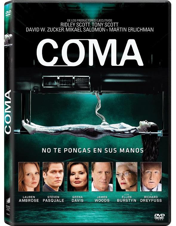 DVD. COMA
