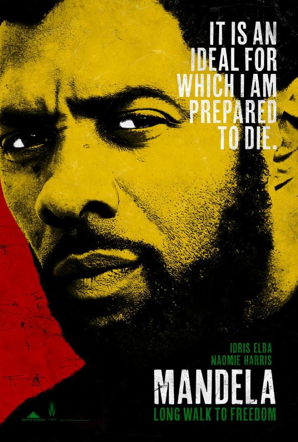 'Mandela: Long walk to freedom'