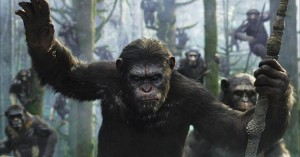 'El amanecer del planeta de los simios'