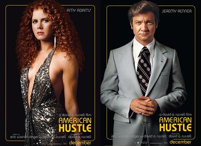 Posters 'American Hustle' 2