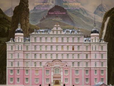 'The Grand Budapest Hotel'