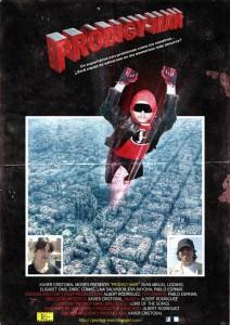 Poster de 'Prodigy-man'