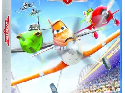Aviones. DVD