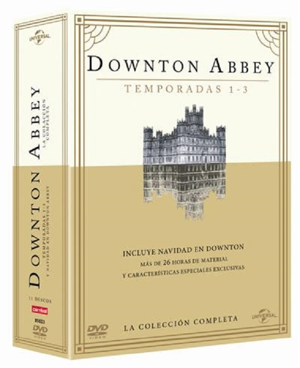 Downton Abbey. Temporadas 1- 3