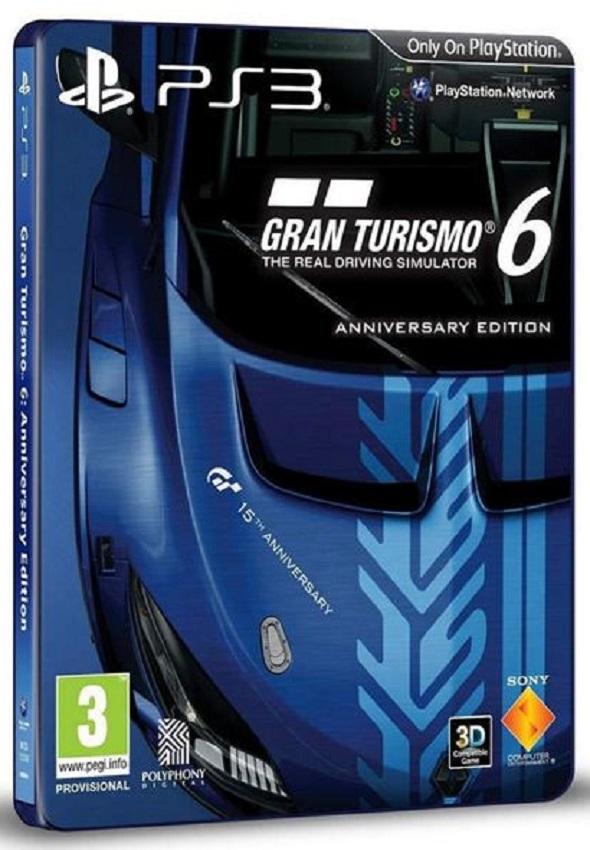 GT6. Edición especial
