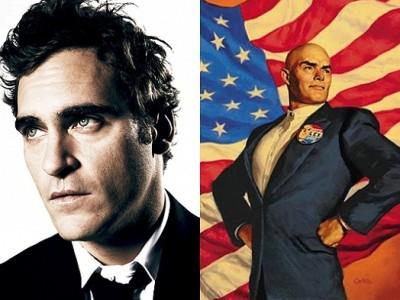 Joaquin Phoenix podría ser Lex Luthor