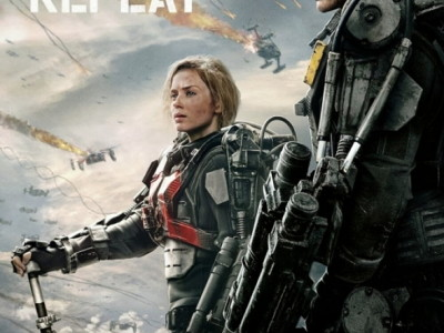 Al filo de la mañana (Edge of tomorrow)