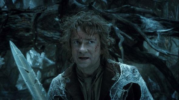 Martin Freeman en 'El Hobbit: La desolación de Smaug'