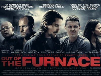 'Out of the furnace'