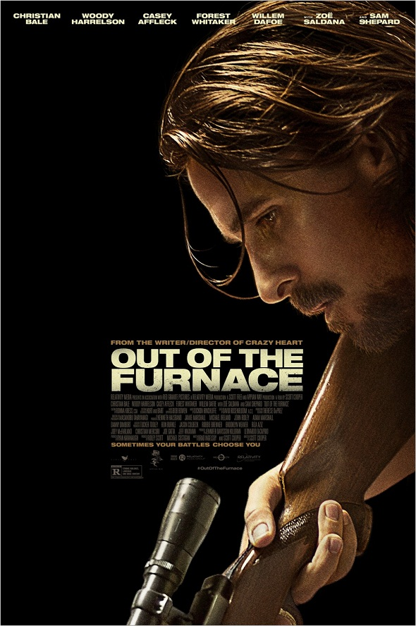 Póster de 'Out of the furnace'