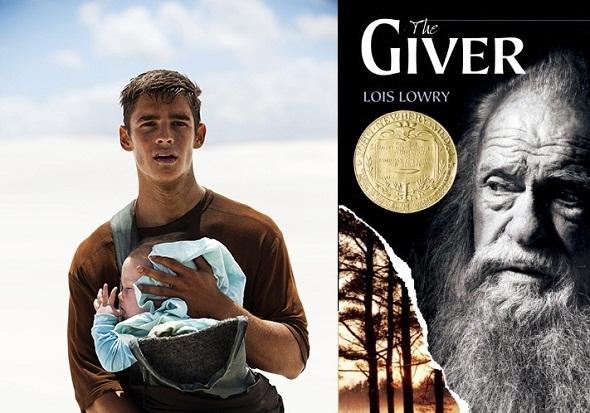 Brenton Thwaites en 'The Giver'