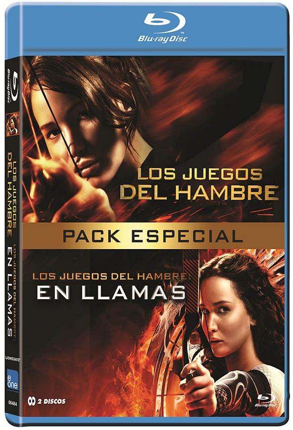Los Juegos Del Hambre En Llamas Llegan En Dvd Y Bd Sientete