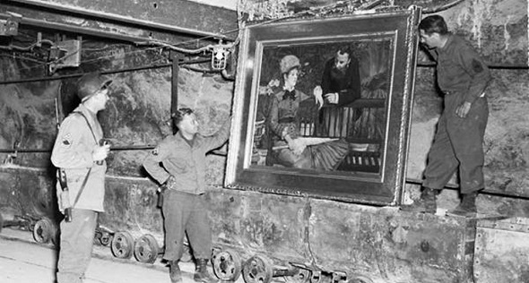 Tras los tesoros robados de Hitler