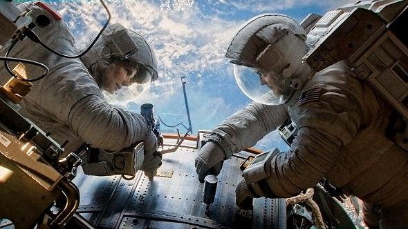 'Gravity', mejores efectos visuales